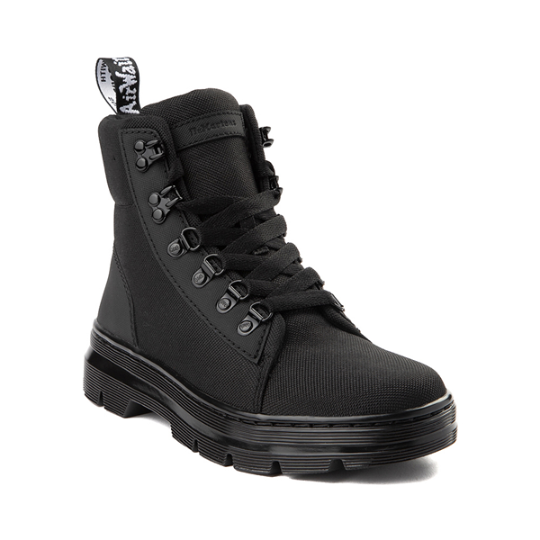 alternate view Womens Dr. Martens Combs Boot - BlackALT5