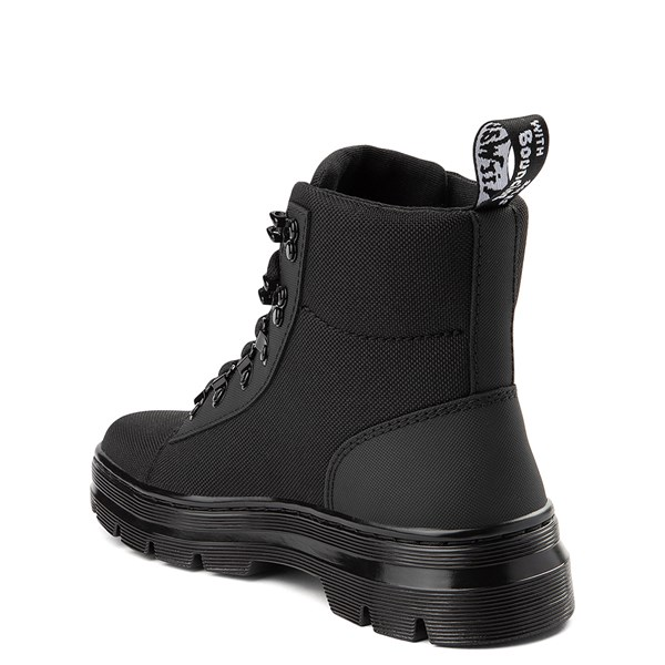 alternate view Womens Dr. Martens Combs Boot - BlackALT2