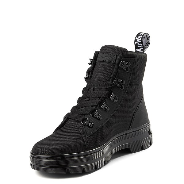 alternate view Womens Dr. Martens Combs Boot - BlackALT3