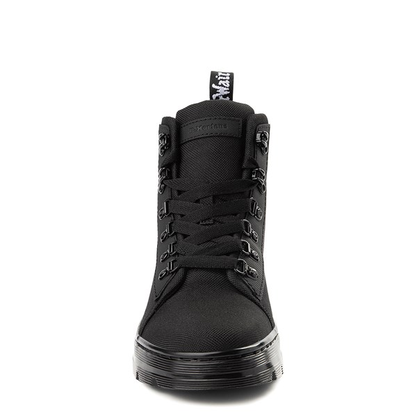 alternate view Womens Dr. Martens Combs Boot - BlackALT4