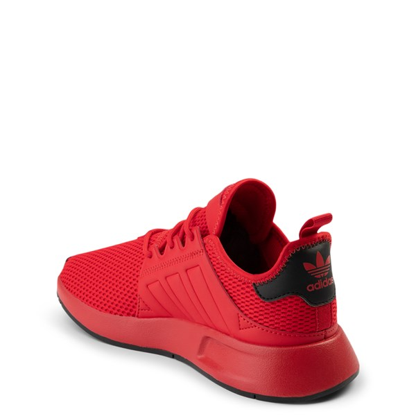 alternate view adidas X_PLR Athletic Shoe - Big Kid - ScarletALT2
