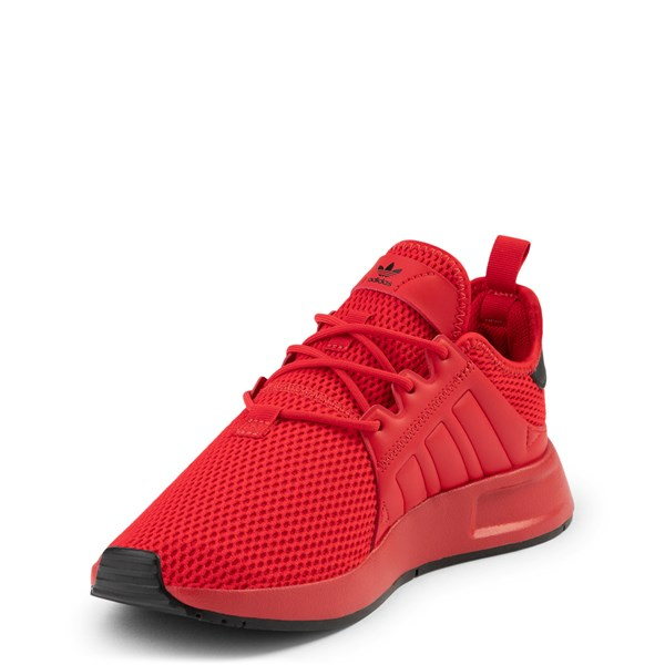 alternate view adidas X_PLR Athletic Shoe - Big Kid - ScarletALT3