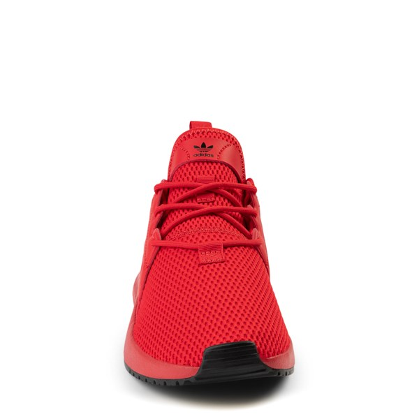 alternate view adidas X_PLR Athletic Shoe - Big Kid - ScarletALT4