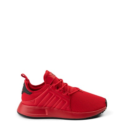 Main view of adidas X_PLR Athletic Shoe - Big Kid - Scarlet