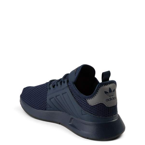 alternate view adidas X_PLR Athletic Shoe - Big Kid - Navy MonochromeALT2
