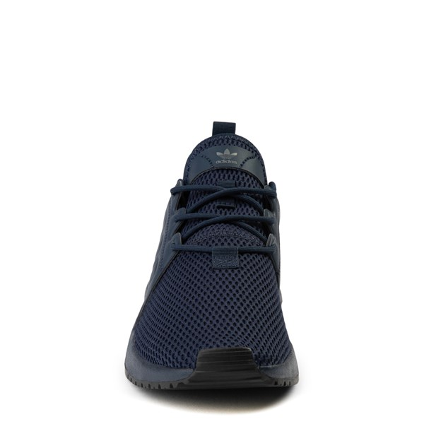 alternate view adidas X_PLR Athletic Shoe - Big Kid - Navy MonochromeALT4