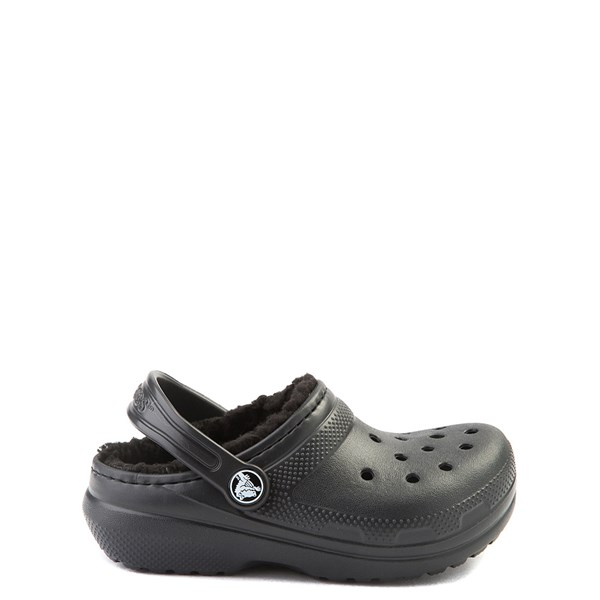 Crocs Classic Fuzz-Lined Clog - Baby / Toddler / Little Kid