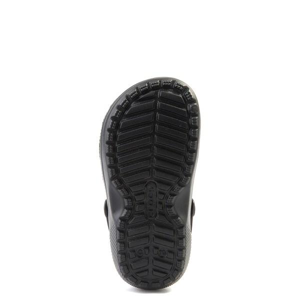 alternate view Crocs Classic Fuzz-Lined Clog - Baby / Toddler / Little KidALT5