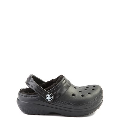 Main view of Crocs Classic Fuzz-Lined Clog - Baby / Toddler / Little Kid