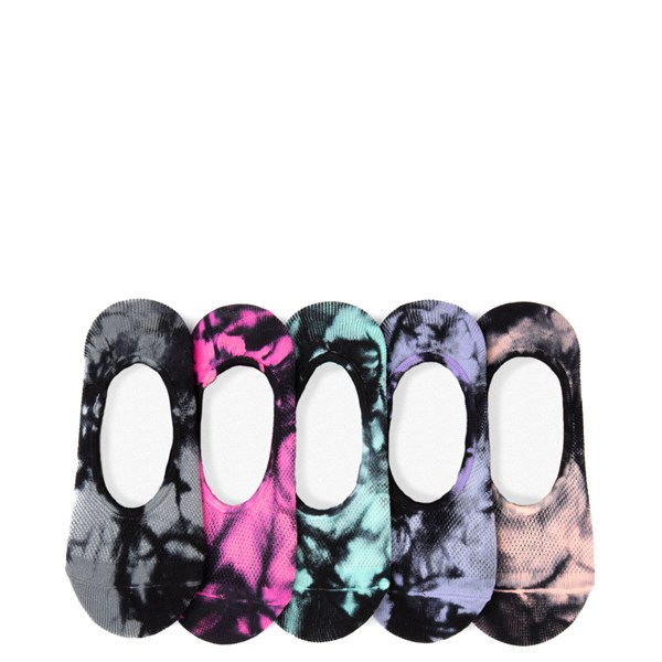 Mesh Tie Dye Liners 5 Pack - Girls Little Kid