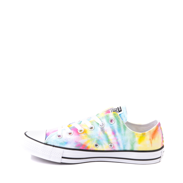 alternate view Womens Converse Chuck Taylor All Star Lo Tie Dye SneakerALT1