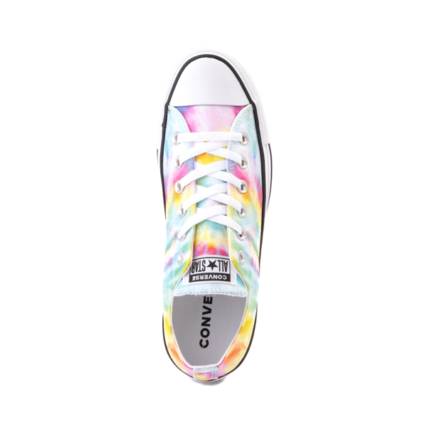 alternate view Womens Converse Chuck Taylor All Star Lo Sneaker - Tie DyeALT2
