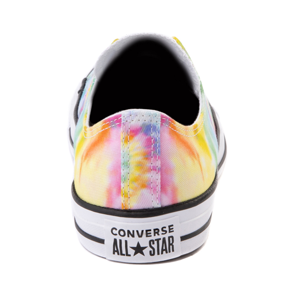 alternate view Womens Converse Chuck Taylor All Star Lo Sneaker - Tie DyeALT4