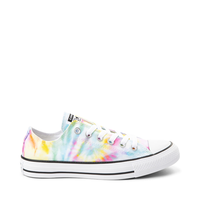 Main view of Womens Converse Chuck Taylor All Star Lo Tie Dye Sneaker