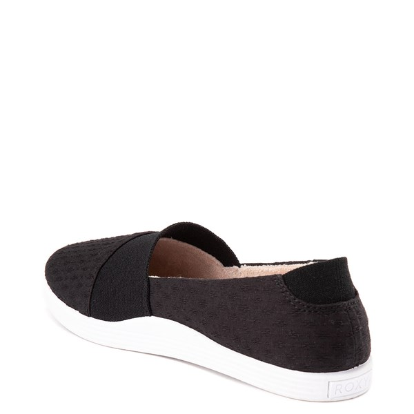 alternate view Womens Roxy Danaris Slip On Casual ShoeALT2