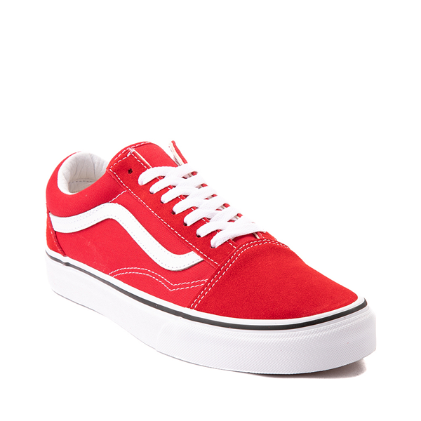 alternate view Vans Old Skool Skate Shoe - Racing RedALT5