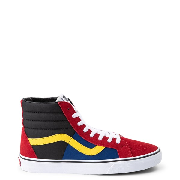 Main view of Vans Sk8 Hi OTW Rally Skate Shoe - Multi