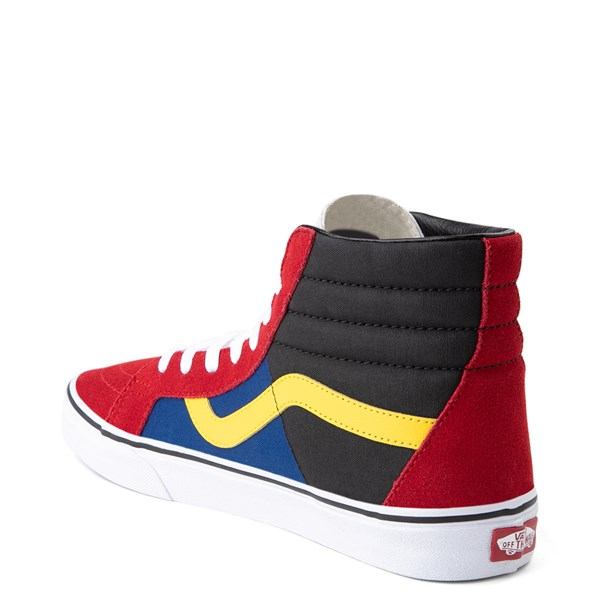 alternate view Vans Sk8 Hi OTW Rally Skate Shoe - MultiALT2