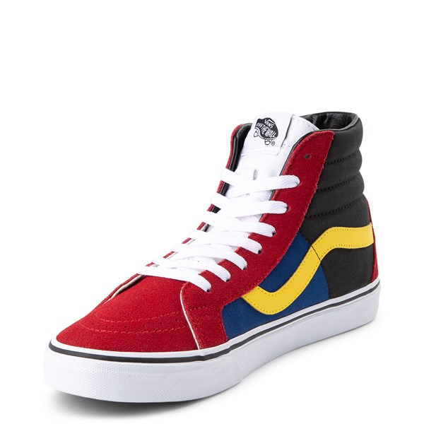 alternate view Vans Sk8 Hi OTW Rally Skate Shoe - MultiALT3