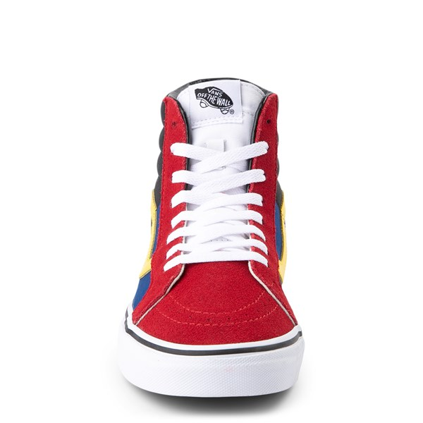 alternate view Vans Sk8 Hi OTW Rally Skate Shoe - MultiALT4