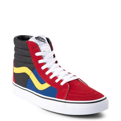 Alternate view of Vans Sk8 Hi OTW Rally Skate Shoe - Multi
