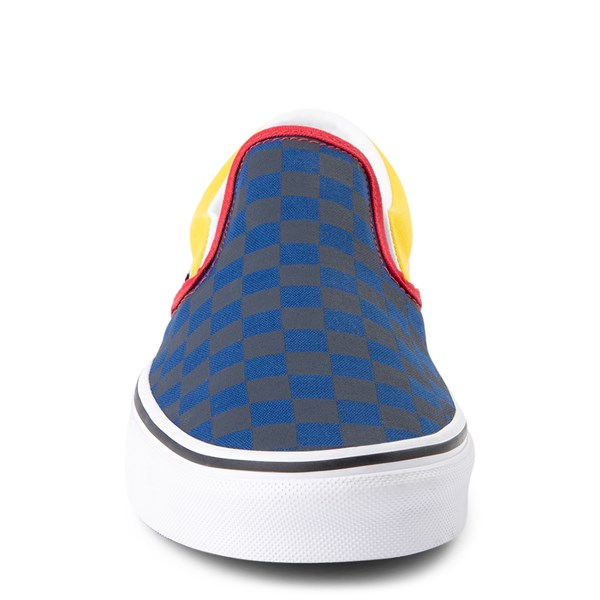 alternate view Vans Slip On OTW Rally Checkerboard Skate Shoe - MultiALT4