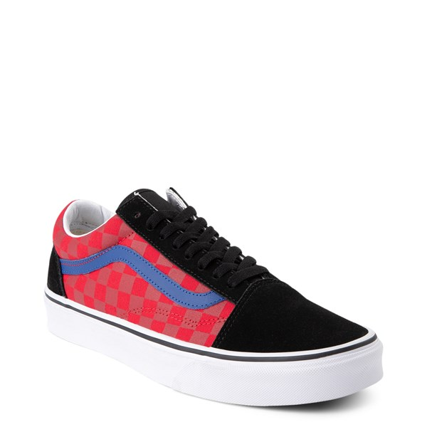 Alternate view of Vans Old Skool OTW Rally Checkerboard Skate Shoe - Black