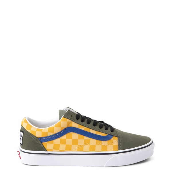Main view of Vans Old Skool OTW Rally Checkerboard Skate Shoe - Multi