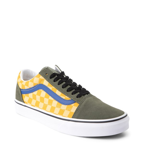alternate view Vans Old Skool OTW Rally Checkerboard Skate Shoe - MultiALT1