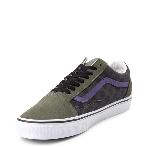 alternate view Vans Old Skool OTW Rally Checkerboard Skate Shoe - MultiALT3