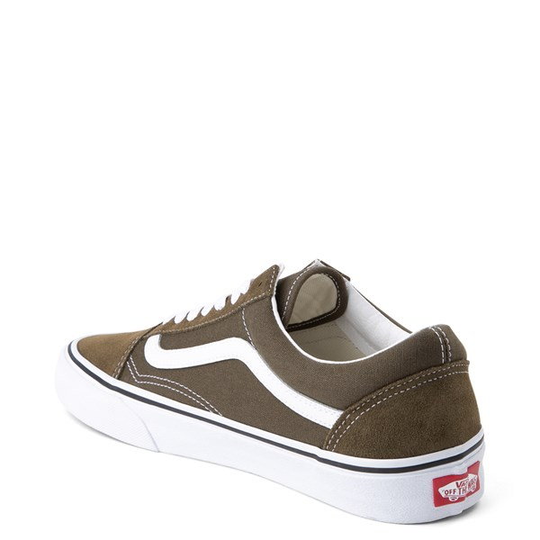 alternate view Vans Old Skool Skate Shoe - Beech GreenALT2