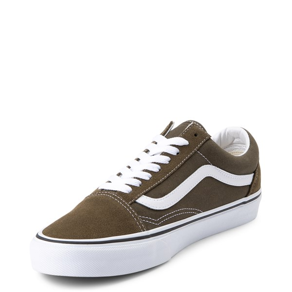 alternate view Vans Old Skool Skate Shoe - Beech GreenALT3