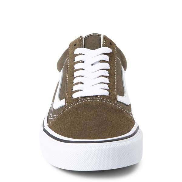 alternate view Vans Old Skool Skate Shoe - Beech GreenALT4