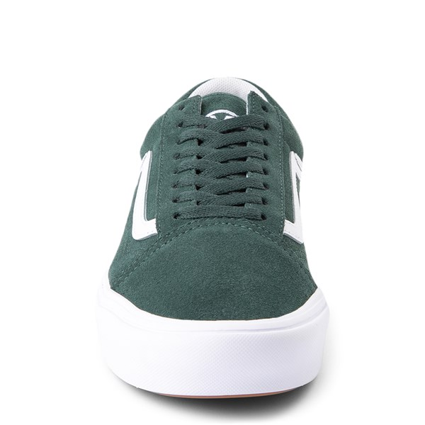 alternate view Vans Old Skool ComfyCush® Distort Skate Shoe - Trek GreenALT4