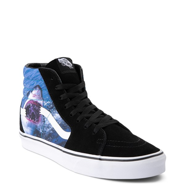 alternate view Vans x Discovery's Shark Week Sk8 Hi Skate ShoeALT1