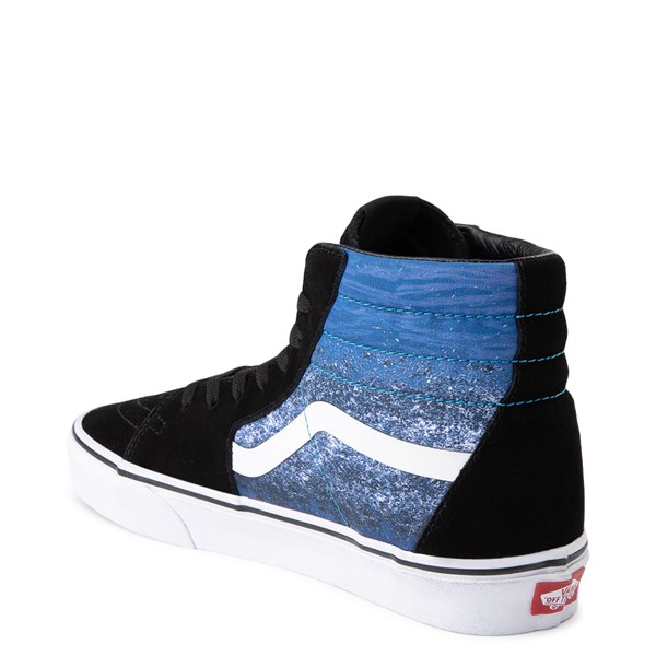 alternate view Vans x Discovery's Shark Week Sk8 Hi Skate ShoeALT2