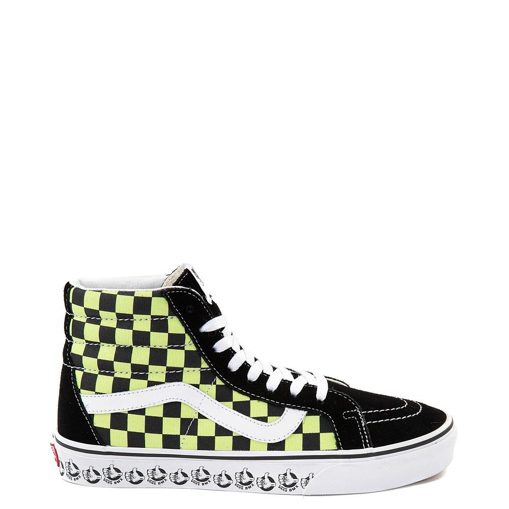 Vans Sk8 Hi BMX Checkerboard Skate Shoe