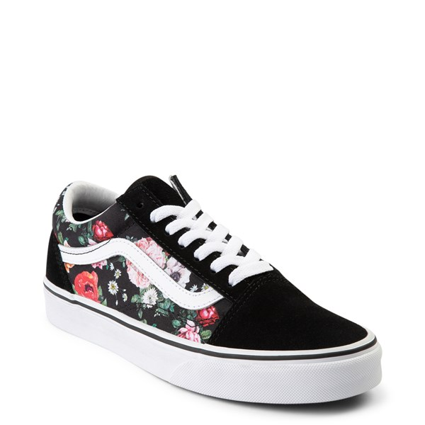 alternate view Vans Old Skool Garden Floral Skate ShoeALT1
