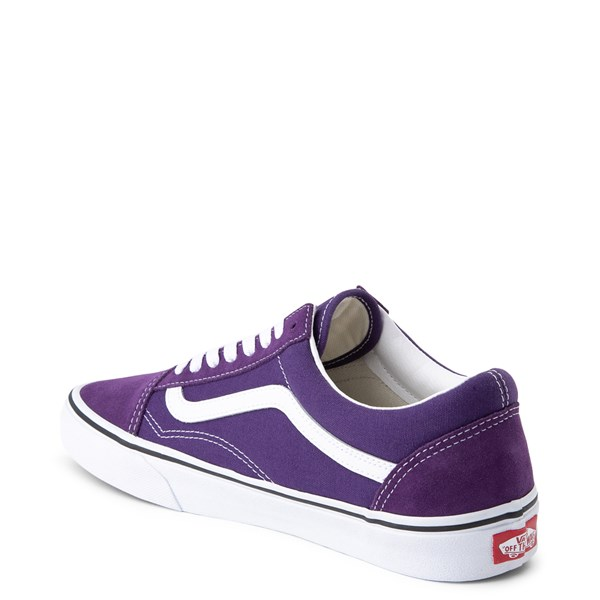 alternate view Vans Old Skool Skate Shoe - Violet IndigoALT2