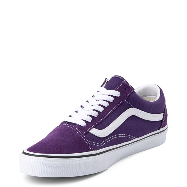 alternate view Vans Old Skool Skate Shoe - Violet IndigoALT3