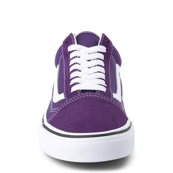 alternate view Vans Old Skool Skate Shoe - Violet IndigoALT4