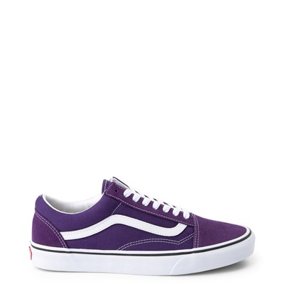 Main view of Vans Old Skool Skate Shoe - Violet Indigo