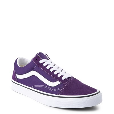 Alternate view of Vans Old Skool Skate Shoe - Violet Indigo