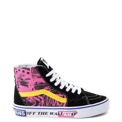 Main view of Vans Sk8 Hi Lady Vans Skate Shoe