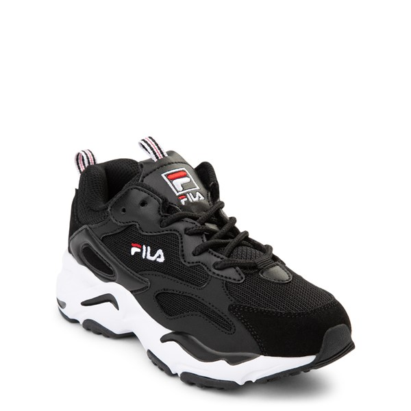 alternate view Fila Ray Tracer Athletic Shoe - Little KidALT5