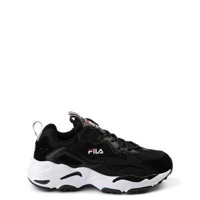 Main view of Fila Ray Tracer Athletic Shoe - Big Kid - Black