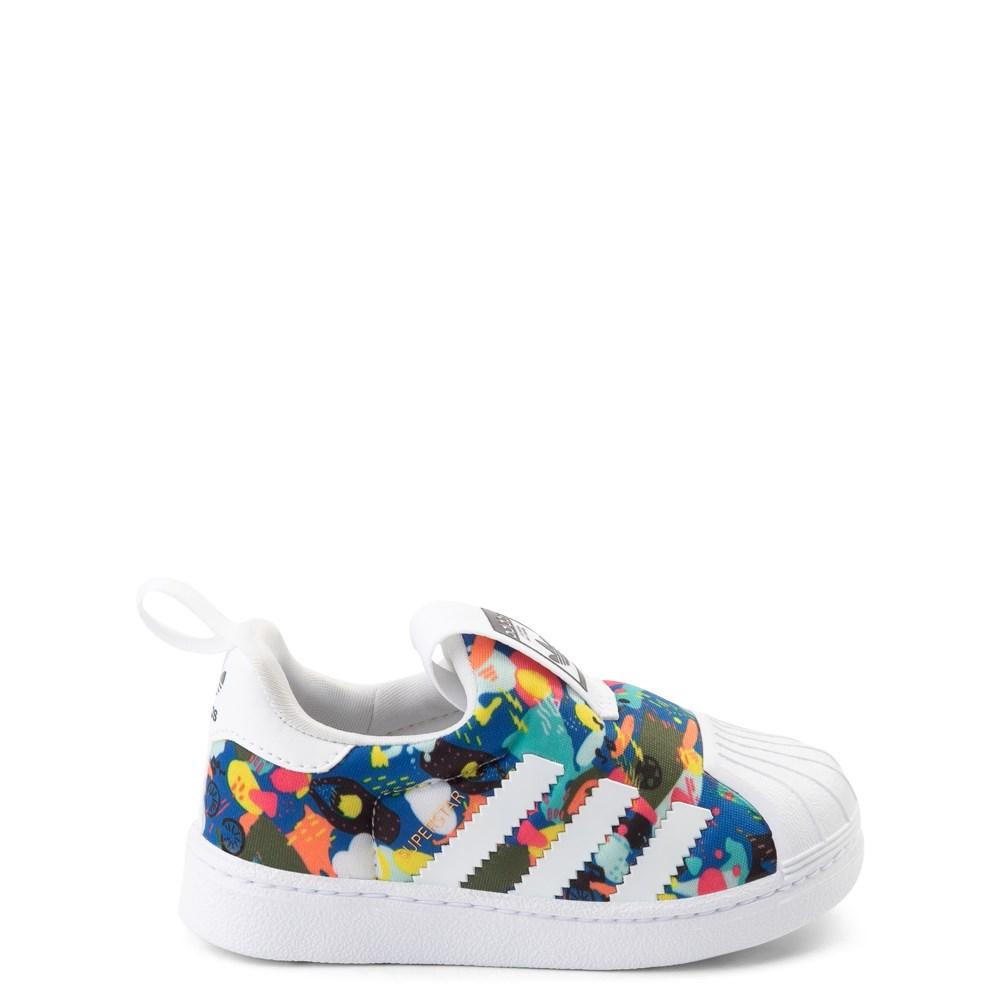 adidas Superstar 360 Slip On Athletic Shoe - Baby / Toddler