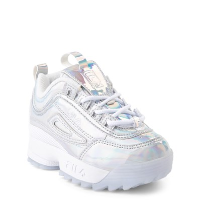 Alternate view of Fila Disruptor 2 Athletic Shoe - Baby / Toddler - Silver