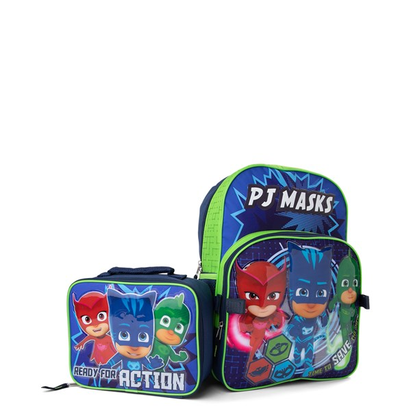 Main view of PJ Masks Ready For Action Backpack - Blue
