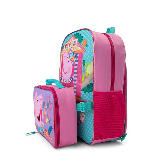 alternate view Peppa Pig Castle BackpackALT2
